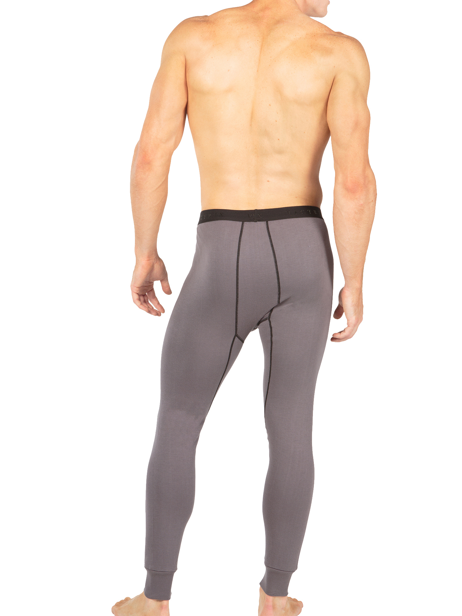 Men-039-s-Thermal-Underwear-Long-John-Pants-Luxury-Base-Layer-Thermals-for-Men miniatuur 9